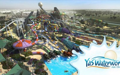 Аквапарк YAS WATER WORLD